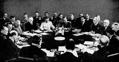 Potsdamer abkommen behandlung berlins